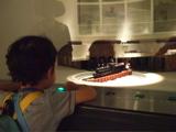 小樽交通記念館 機関車の模型