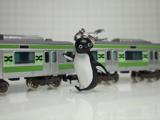 I love Suicaのある東京、というわけでペンギン君登場