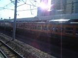 茅ヶ崎駅の113系