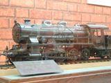 9600形No.9600シルバーモデル
