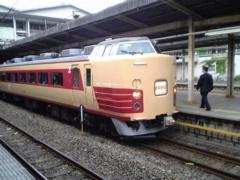 060509 189系修学旅行臨(品川駅)