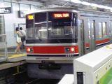060829 東急目黒線:3007Fの試運転列車に遭遇