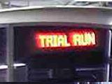 060829 TRIAL RUN