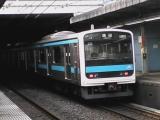 070306 209系(クハ209-901) 品川駅