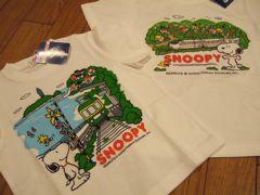 070509 VSE」「江ノ電」&スヌーピーの小田急百貨店オリジナルTシャツ