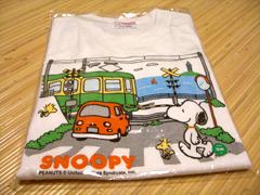 070912 小田急百貨店オリジナル「江ノ電」&スヌーピーTシャツ第2弾