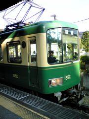 071114 江ノ電1502F 500形風塗装