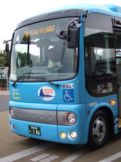 071222 [misc]えぼし号:新路線「鶴嶺循環市立病院線」初バスに乗ってみた