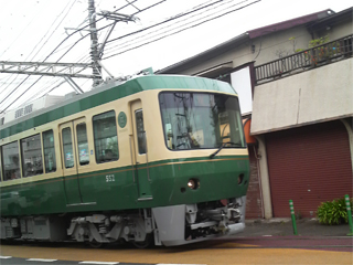 080413 江ノ電502F(552) 腰越駅付近