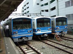 080608 伊豆箱根鉄道 大雄山線 大雄山駅