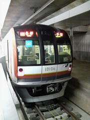 080618 東京メトロ副都心線(渋谷駅)