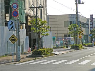 三島 東レ第3踏切 090509