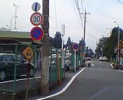 三島 東レ第2踏切 030731