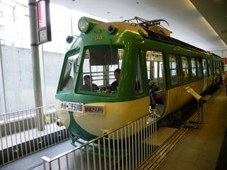 090719 東急:電車とバスの博物館