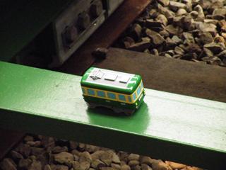 090815 [江ノ電][Rail] 藤沢駅の車止め