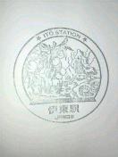 [Rail]JR横浜支社駅スタンプ:伊東