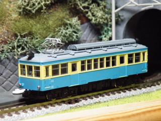110126 [Model][Rail] MODEMO NT121 箱根登山鉄道モハ2形 青塗装 108号車