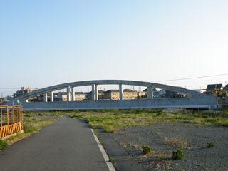20110424 [Rail]相模線:小出川橋りょうを見てきた