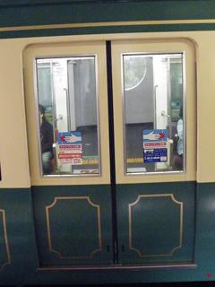 20110515 [江ノ電][Rail] 江ノ電22Fも客用ドア窓に銀枠