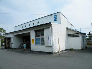 岳南江尾駅 20120630